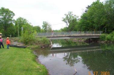 New York State Posted Bridge